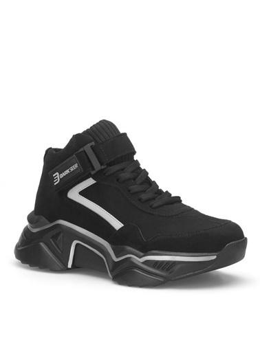 Dark Seer Ds2.Ytn Sneaker 2021 Kadın Siyah